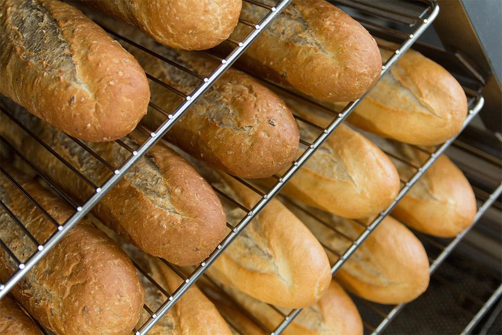 Overheerlijke broodjes bestellen doet u bij Net als Toen in Goirle